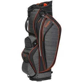Ogio Grom Cart bag, gray noise/burst