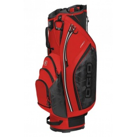 OGIO Cirrus Cart bag, fiery red
