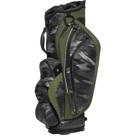 OGIO Grom Cart bag, urban camo/moss 031652235854