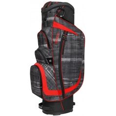 OGIO Shredder Cart Bag, paranormal/red 031652234918